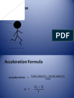 acceleration 2015