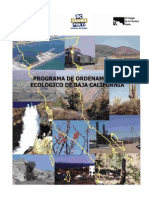 Ordenamiento Ecologico Baja California Norte