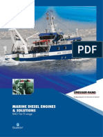 2292 Marine DG-EngineSystems