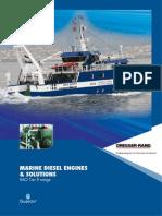 2292 Marine DG-EngineSystems