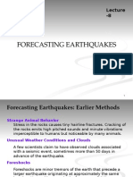 lecture8-forecasting earthquakes.ppt