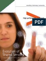 Accenture Evolution Shared Sub Saharan Africa Perspective