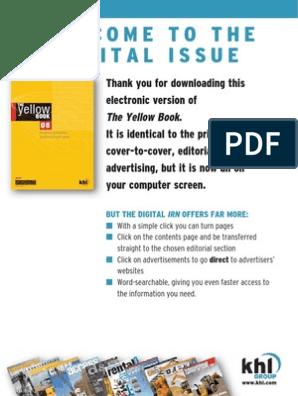 The Yellow Book 2008 | Gallon | Loader (Equipment)