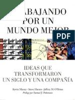 Trabajando Por Un Mundo Mejor (IBM)
