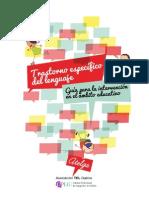 Guía de Intervencion en el Ambito Educativo para TEL