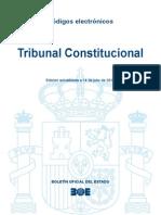 BOE-012 Tribunal Constitucional