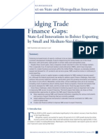 Bridging Trade Finance Gaps