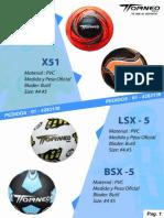 Catalogo 2015 Torneo