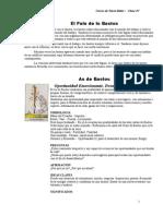 Clase IV - Tarot el palo de los Bastos