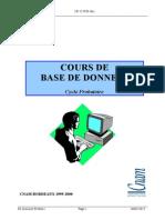 Base de données.doc