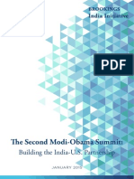 The Second Modi-Obama Summit