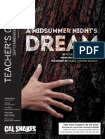 Midsummer Night's Dream - Teacher's Guide