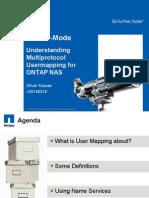 CDOT User Mapping