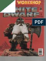 WD 001 Noviembre - Diciembre 1993