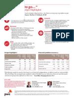PwC 2015 Bermuda Budget Highlights