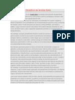 El Pensamiento Filosófico de Andrés Bello