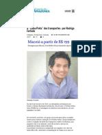 """A """"Caixa-Preta"""" Dos Transportes – Por Rodrigo Furtado _ Correio Da Amazônia"""