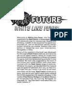 White Line Future Editable Text
