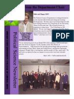 PLS Newsletter Spring 2015