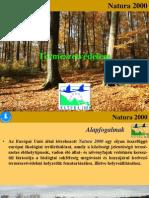 4.Óra Természetvédelem Natura 2000