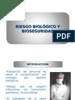 Riesgo BiológicSFo y Bioseguridad