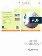 Test Your Vocabulary Elementary