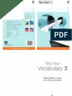 Test Your Vocabulary Intermediate