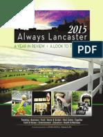 Always Lancaster 2015