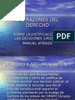 Atienzalas Razones Del Derecho[1]