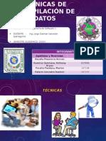 Recolecion de Datos