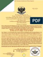 Patent e Brasil Erito 33