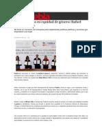 18-02-2015 Sexenio Puebla - Puebla Avanza en Equidad de Género; Rafael Moreno Valle
