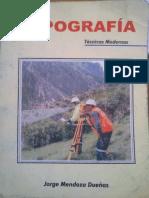 Topografia de Jorge Mendoza Duenas