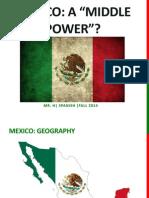 mexico notes