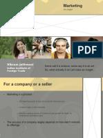 The Creative Side of Marketing - Vikram Jethwani