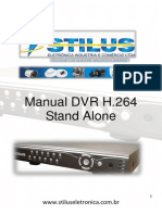 Manual DVR Stilus
