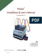 PQube Manual 2.1s