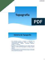 Historia Da Topografia