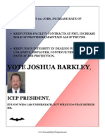 Election Flyer 2015