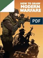 How to Draw Modern Warfare