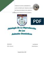 Fisiología de La Reproducción de Los Animales Domésticos
