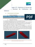 Optimiser La Forme Des Carenes en Fonction de l Utilisation Des Bateaux 201003121612