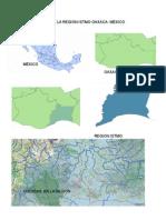 Region Oxaca Hidrologia