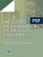 Juan Carlos Rubio-Metodos de Evaluacion de Riesgos Laborales