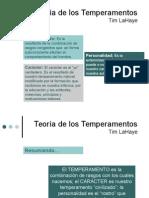 Teoria de los temperamentos