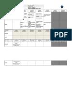 Cronograma de Pruebas Unitarias
