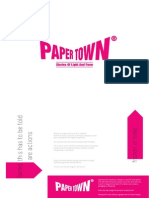 Papertown Catalogue 2014 Edition10
