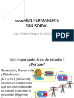 Regimen Permanente Sinusoidal