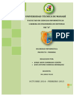 Phishing - Seguridad Informatica Proyecto