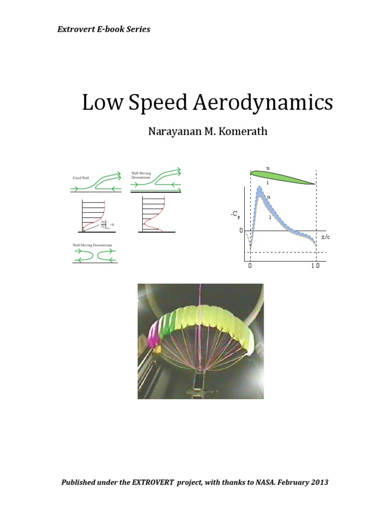 Ebook lowspeed lift force drag physics fandeluxe Choice Image